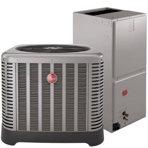 rheem heating pump