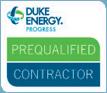 Duke Energy Prequalified Contractor